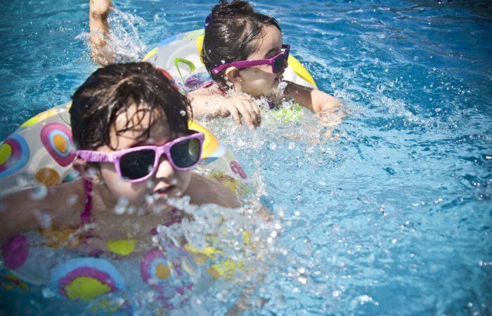 Písková filtrace a bazénové plachty