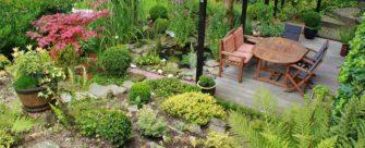 Údržba zahradního dřevěného nábytku