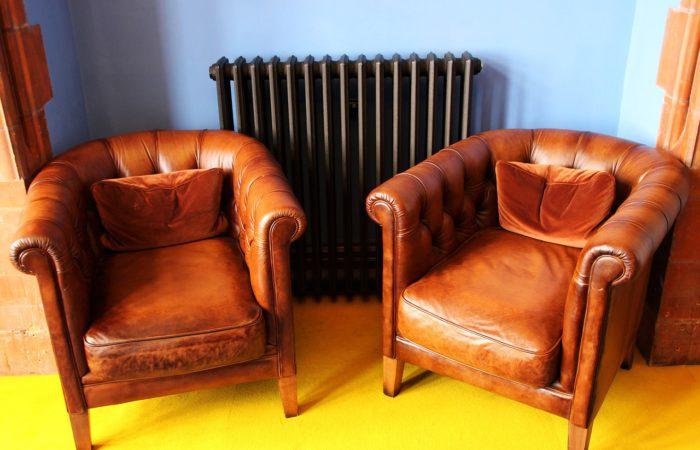 Kožená sedačka – jak na její výběr