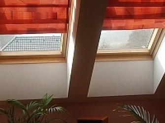 Jak zastínit střešní okno