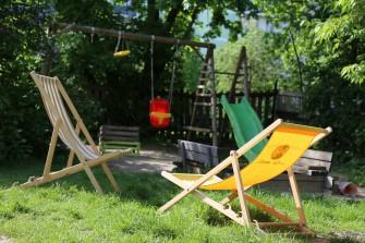 Dětská hřiště na zahradě