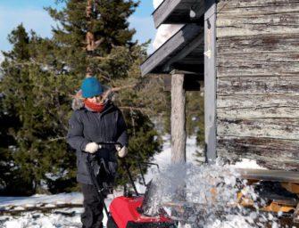Jak vybrat sněhovou frézu