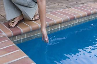 O bazénovou vodu je třeba pečovat