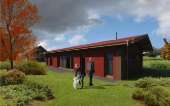 Rodinný dům jako kompozitní stavba