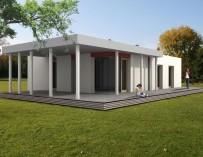 Pasivní domy nově i z betonu