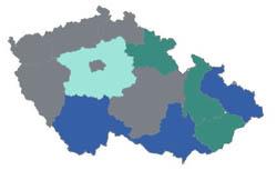 Jak se liší účel hypoték podle regionů?