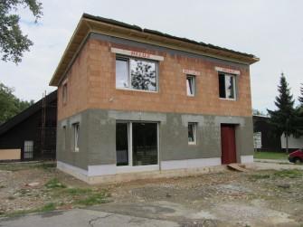 Moderní zdění pro pasivní dům