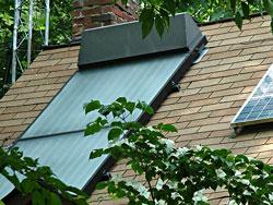 Solární panely pomohou šetřit