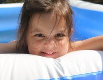 Dětské nafukovací bazény