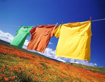 Poperte se s prádlem