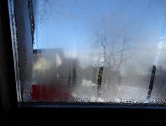 Jak na orosená okna?