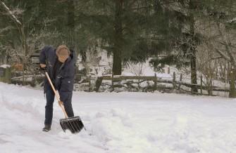 Jak na úklid sněhu