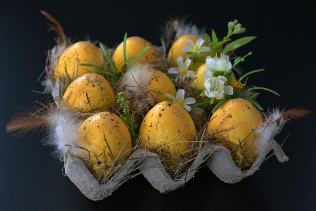 velikonoční ošatka