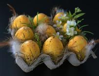 Ošatky na velikonoční vajíčka