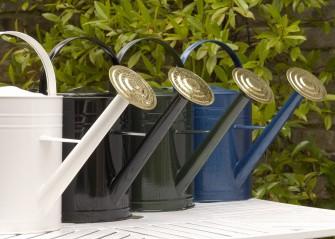 Péče o kovové předměty v zahradě