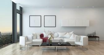 Obývák jako od designéra? Pocit luxusní sedačky či drahého nábytku zajistí pár chytrých nápadů.