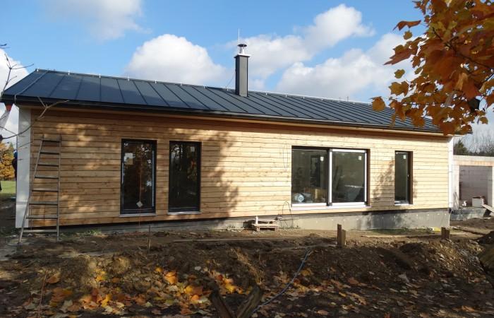 Stavba dřevostavby na klíč očima investora