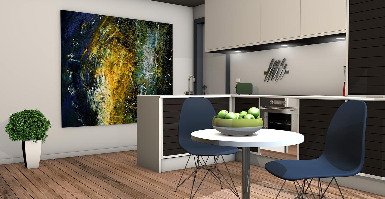 Každé solidní kuchyňské studio či bytový architekt by vám měl vytvořit návrh vaší kuchyně ve 3D zobrazení.