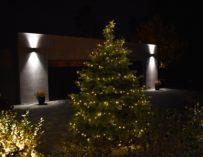 Vánoční LED osvětlení v exteriéru