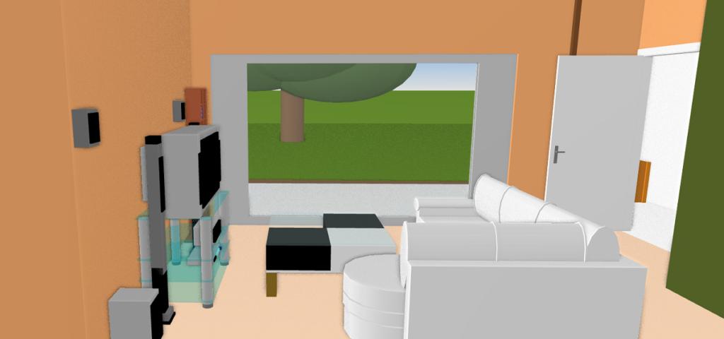 Navrhnout 3D projekt domu zvládne s trochou šikovnosti i naprostý laik.