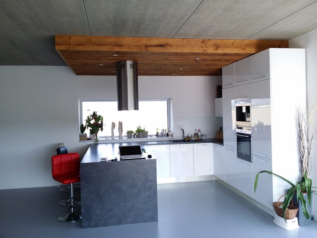 Goldbeck_beton a drevo