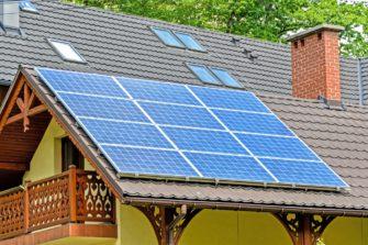 Aktivní a pasivní solární systém