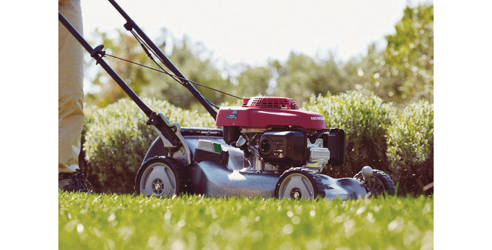 Travní sekačky by před sezónou měly projít servisem a důkladnou kontrolou.