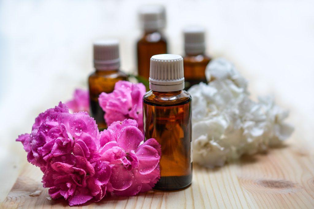 Pro vůni lze přidat několik kapek oblíbeného esenciálního oleje.
