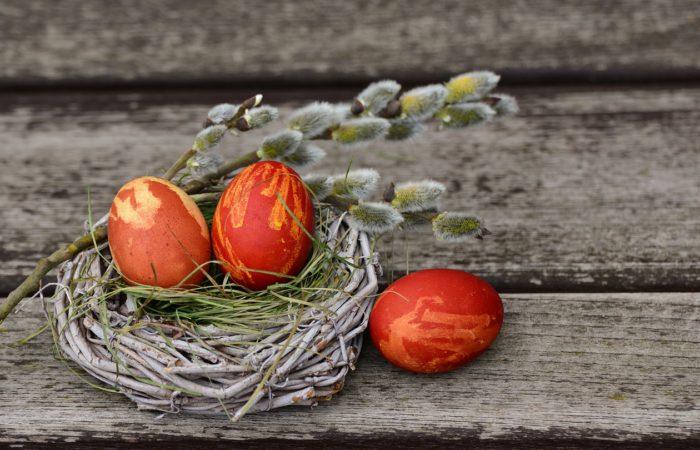 Proč se slaví Velikonoce a velikonoční týden den po dni