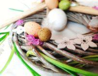 Nápady a inspirace na jarní a velikonoční věnec