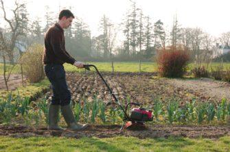 Jednoduše dobrý pocit z dobře odvedené práce na zahradě