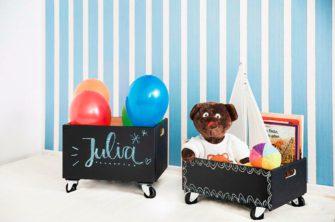 DIY: Box na hračky