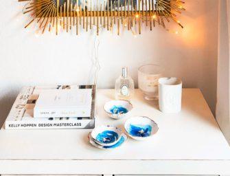 DIY: Nápaditá šperkovnice na bižuterii