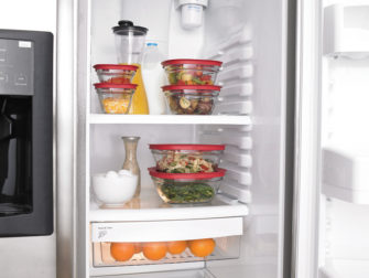 Jak správně skladovat potraviny?