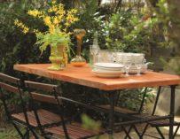 Několik tipů, než koupíte zahradní nábytek