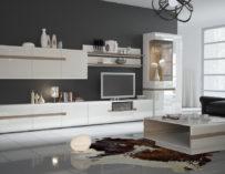 3 trendy obývací stěny