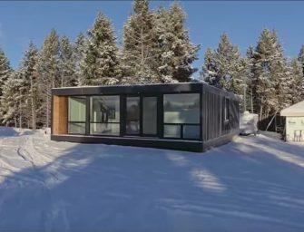 Moderní bydlení v kontejneru je hitem dnešní doby