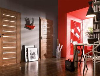 Jak vybrat interiérové dveře?