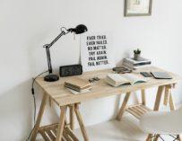 Domácí pracovna a práce z domova
