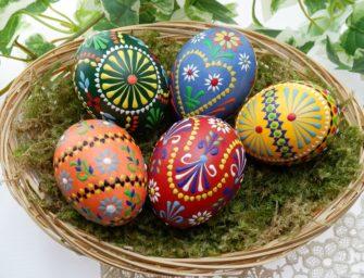 Velikonoční výzdoba a dekorace