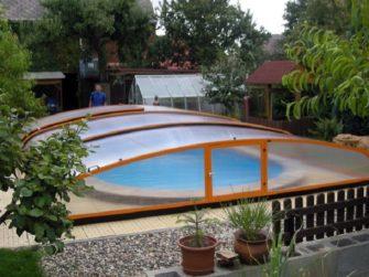 5 hlavních důvodů, proč byste měli zastřešit bazén