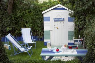 Námořnický styl pro vaši zahradu