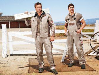 Stop modrákům a děravým trikům, pracovní oblečení může být pohodlné i COOL!