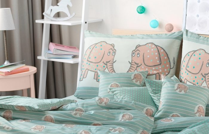 Bytový design a dětský svět, jde to dohromady?