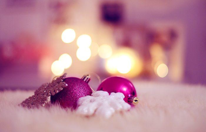 Tradiční barvy Vánoc