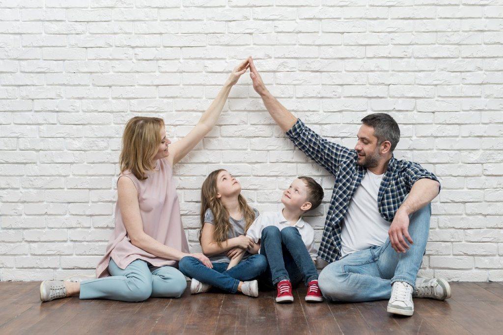 bydlení pro rodinu