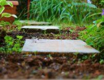 Pokládka venkovní dlažby a jak na ni